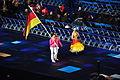 Flickr - CarolineG2011 - Germany flag bearers at the paralymics.jpg