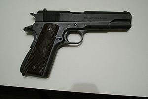 Flickr - ~Steve Z~ - Colt 1911 made in 1917.jpg