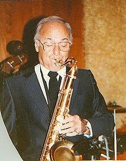 Flip Phillips American jazz tenor saxophone and clarinet player