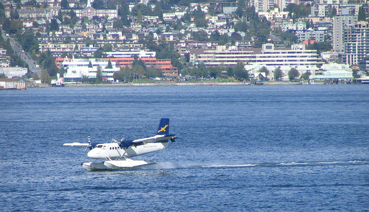 Float Plane Tours Nanaimo