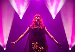 Florence And The Machine, Leeds Festival 09 - ...