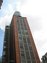 Edificio Fnac Callao (Madrid, España).