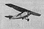 Focke-Wulf S.2 in flight Les Ailes March 15,1928.jpg