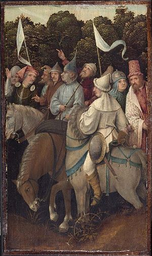 Retinue of the Magi