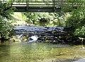 Footbridge at Talardd - geograph.org.uk - 342230.jpg