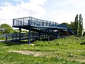 Footbridge over Railway Line - geograph.org.uk - 810413.jpg