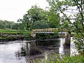 Footbridge over River South Tyne near Featherstone Castle.jpg