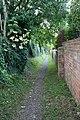 Footpath in the corner - geograph.org.uk - 990504.jpg
