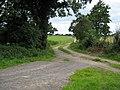 Footpath near Wheel Green - geograph.org.uk - 537141.jpg