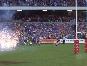 Western Force - The Force run out in their first game against the Brumbies