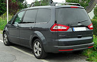Ford Galaxy II rear 20100815.jpg