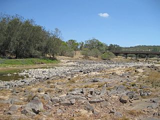 Ford crossing, West Toodyay