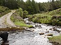 Ford on the Kernsary Forest track - geograph.org.uk - 39380.jpg