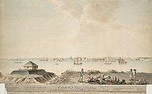 Saint-Jean, au temps de la Rouquerie (The Rookery), 1775.