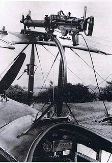Px Foster Mount Avro on Lewis Machine Mechanism