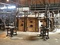 Four Stein dans la Grande Halle aux fours de l'Atelier-Musée du Verre de Trélon.JPG