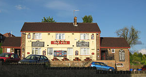 Southey, South Yorkshire - Image: Fox Foxhill