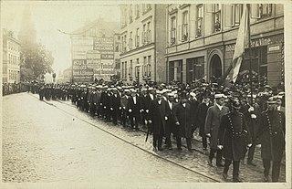 Funeral of Henrik Ibsen