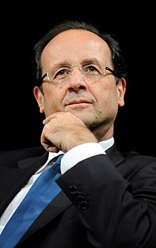 François Hollande, en 2012.