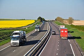 Image illustrative de l'article Autoroute A4 (France)