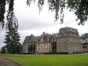 Le manoir de Chantepie