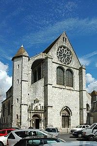 France Eure et Loir Chartres Eglise Saint Aignan.jpg