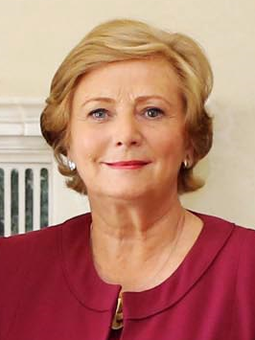 Frances Fitzgerald (politician) Irish politician