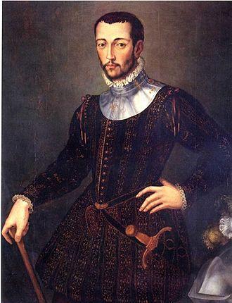 Francesco I de' Medici, Grand Duke of Tuscany - Francesco by Bronzino