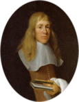 Painting of Francis Willughby by Gerard Soest between 1657 and 1660
