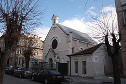 Francis of Assisi Church in Sofia.jpg