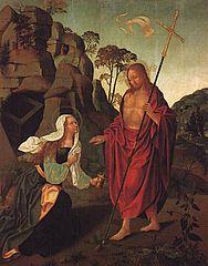 Aparecimento de Cristo a Madalena