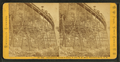 Frankenstein Trestle and Train, P. & O.R.R., White Mountain Notch, N.H, by Pease, N. W. (Nathan W.), 1836-1918.png