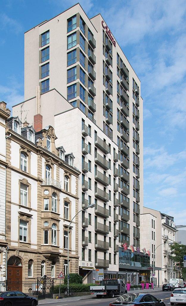 Hotel Adina Frankfurt Osloer Stra Ef Bf Bde