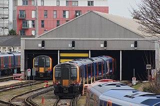 Fratton Traincare Depot