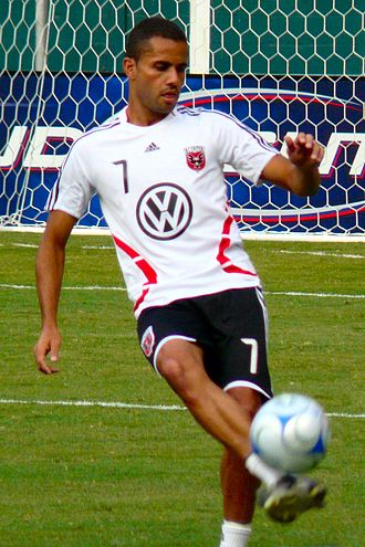 Fred (footballer, born 1979) - Fred with D.C. United in 2008