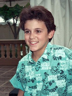 Fred Savage - Savage in September 1989