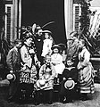 Frederick III, German Emperor with his wife and their children.JPG