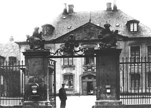 Frederiks Hospital - Frederiks Hospital, approximately 1900