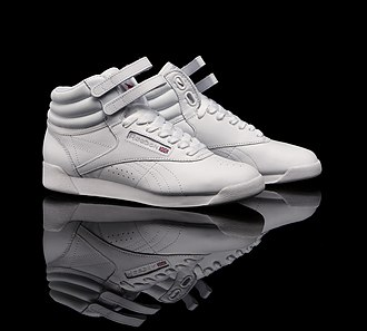 Reebok Freestyle - Image: Freestyle Current
