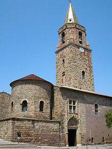 La cattedrale della città