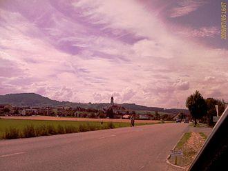 Frick, Aargau - Frick
