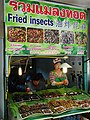 Fried Insects for Sale - Wat Phra That Doi Suthep - Outside Chiang Mai - Thailand (35023913111).jpg
