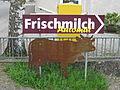 Frischmilchautomat Tannheim Schild.jpg