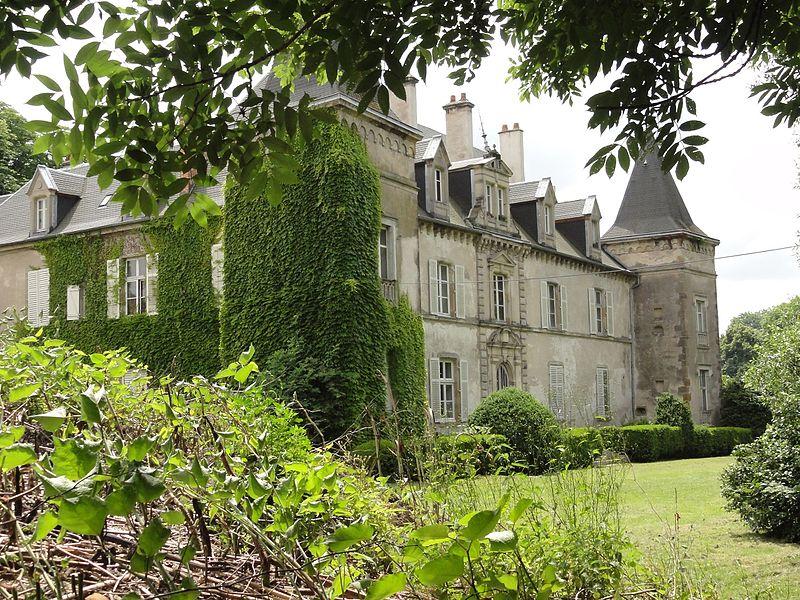 Froville (M-et-M) château