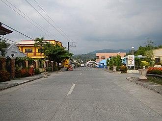 San Gabriel, La Union - San Gabriel town center
