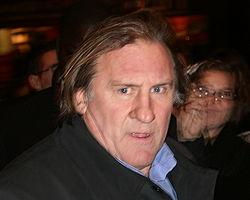 Gérard Depardieu en 2008.