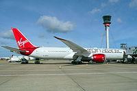 G-VCRU - B789 - Virgin Atlantic Airways