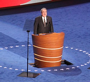 G. K. Butterfield - Butterfield speaking at the 2012 Democratic National Convention