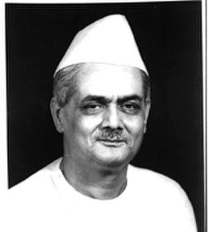 Ganesh Vasudev Mavalankar - G.V. Mavalankar in June 1942