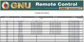 GNU remotecontrol - Transaction History.png